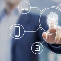 Mobile biometrics companies