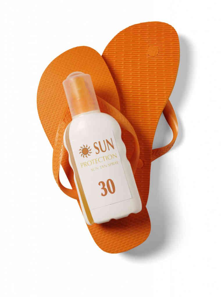 Not So Fun in the Sun: Global Warming Increasing the Risk of Sunburn
