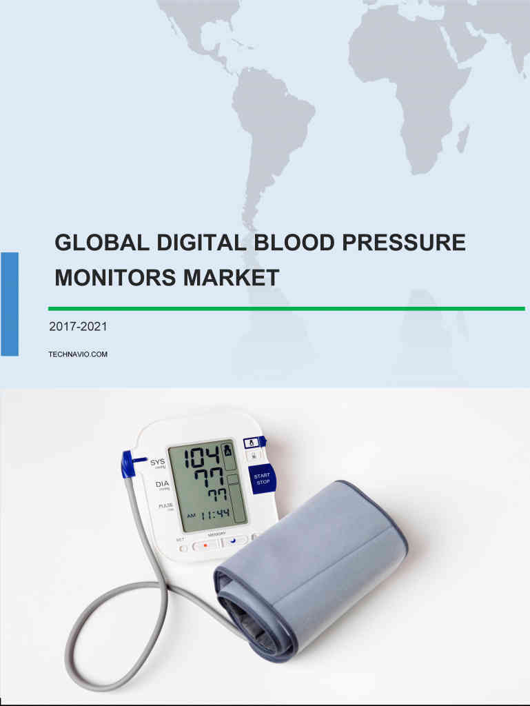Global Digital Blood Pressure Monitors Market