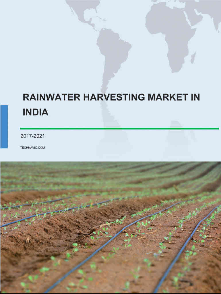 Rainwater Harvesting In India Necessity Rains