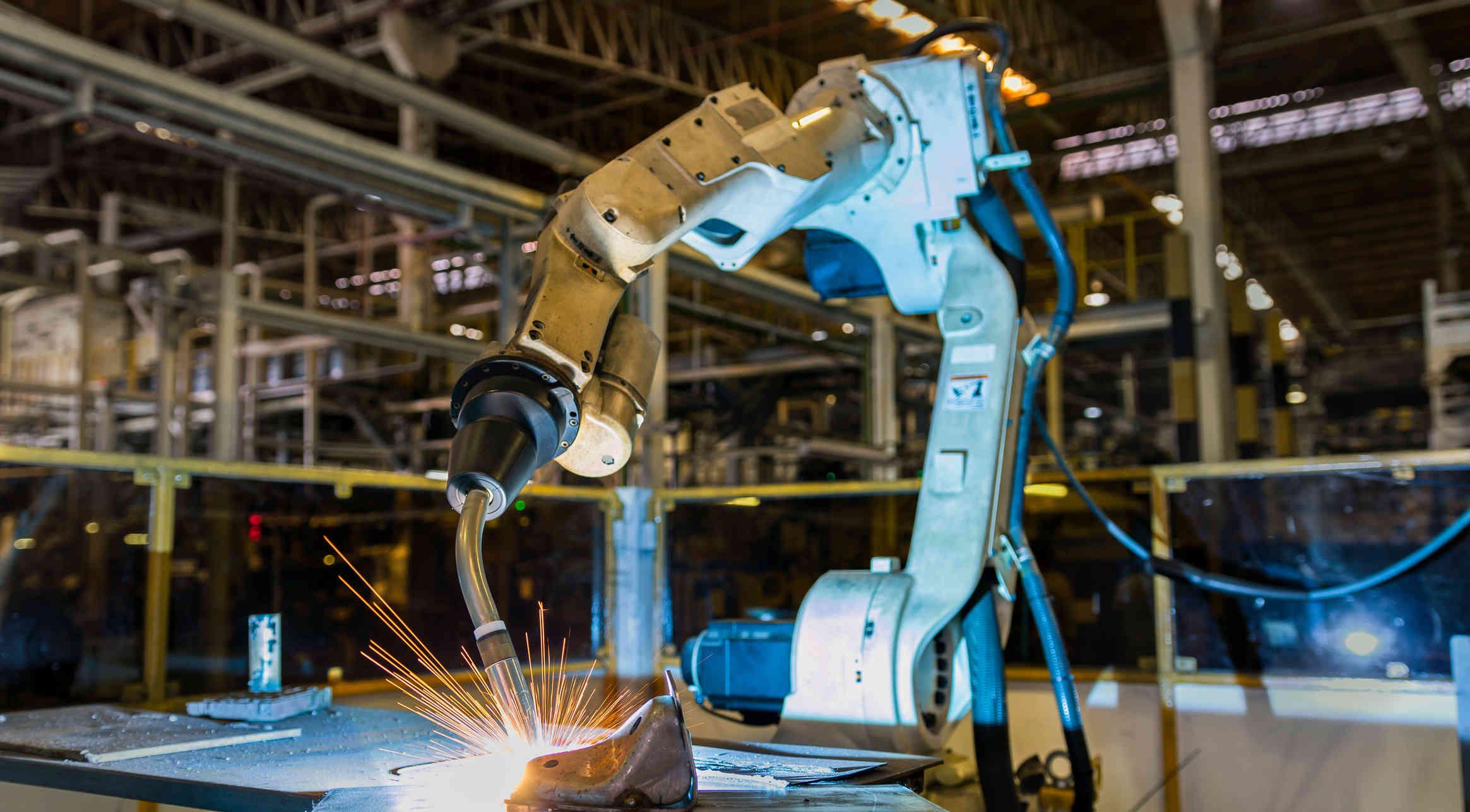 Vision Guided Robotics : Innovation Meets Precision to Power Industrial Revolution 4.0