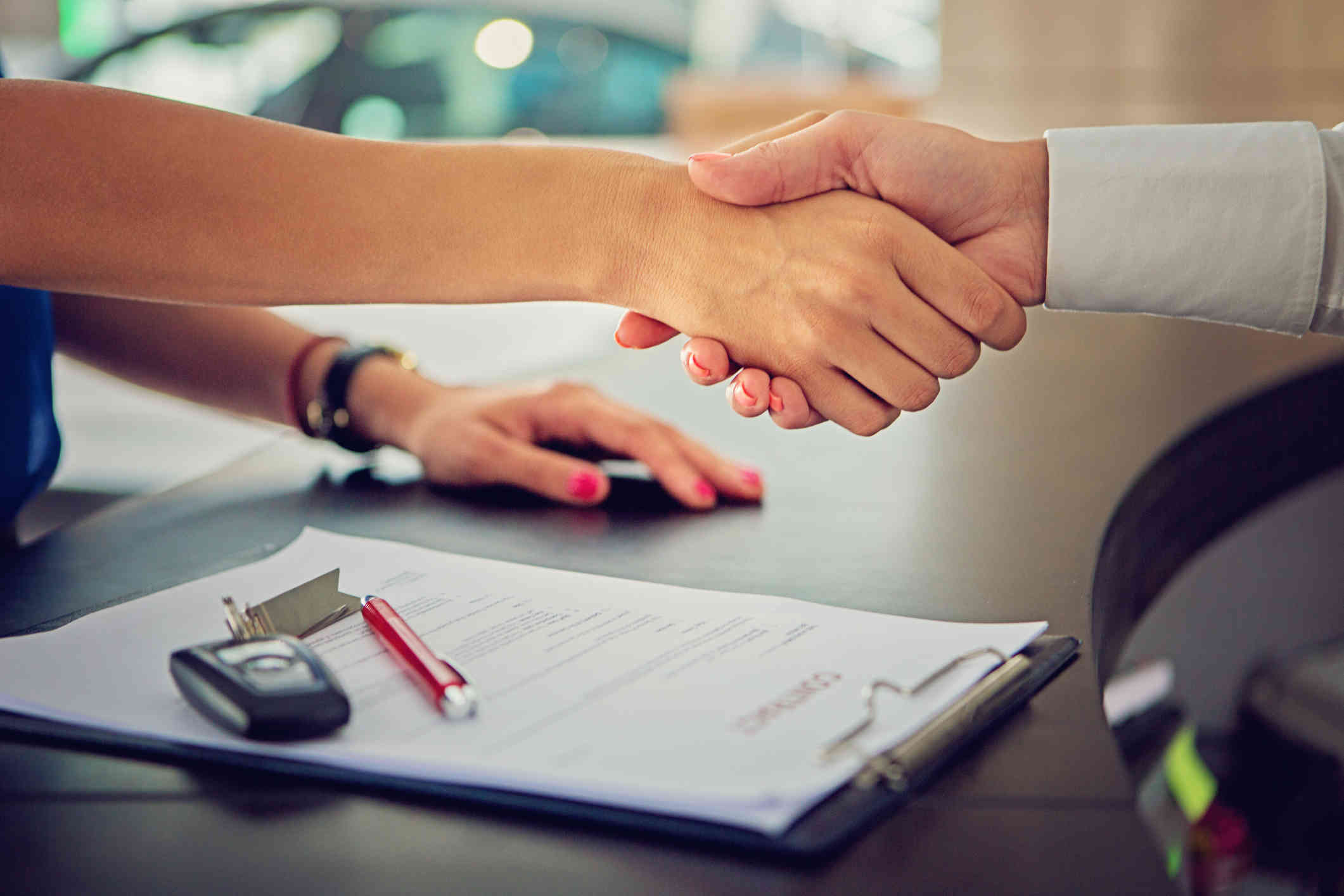 Car Leasing : Driving a Transitional Wave in the Automotive Industry
