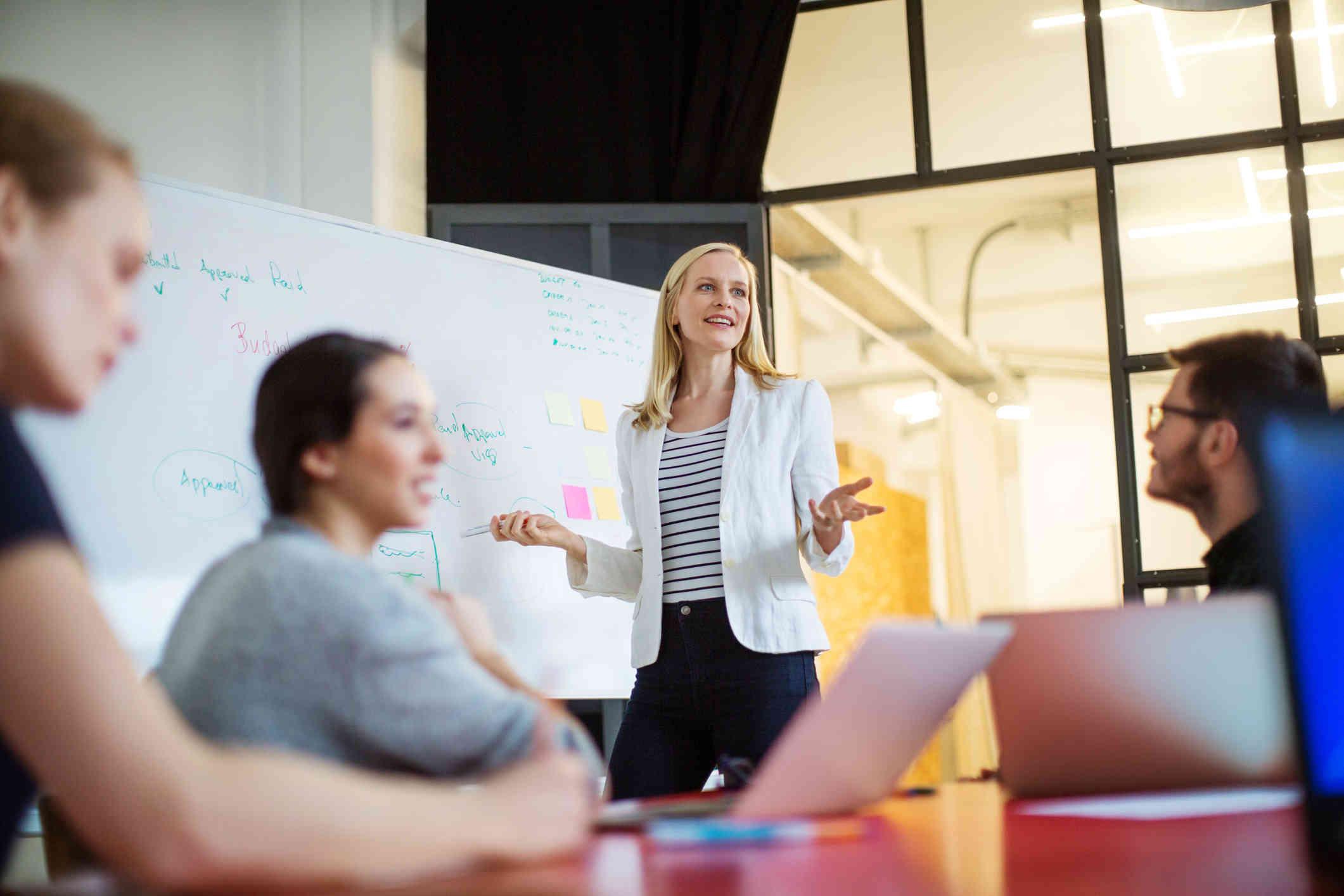 Top 3 Trends in Corporate Leadership Training Market