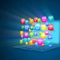 Internet communication and cloud computing