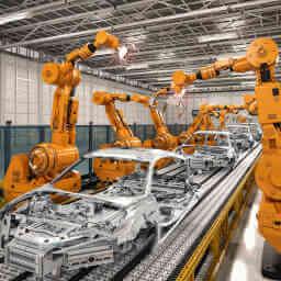 industrial robotics companies