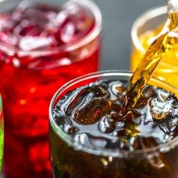 soft drink companies